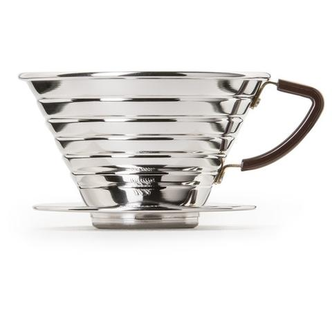 KALITA WAVE 185 STAINLESS DRIPPER
