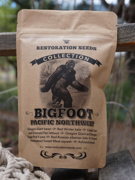 Bigfoot: Pacific Northwest collection image##Photo: Charlie Burr##https://www.flickr.com/photos/128745158@N06/