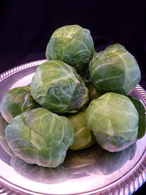 Catskill brussels sprouts image####
