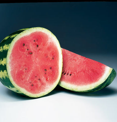 Crimson Sweet watermelon image####