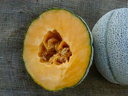 Hearts of Gold melon image####