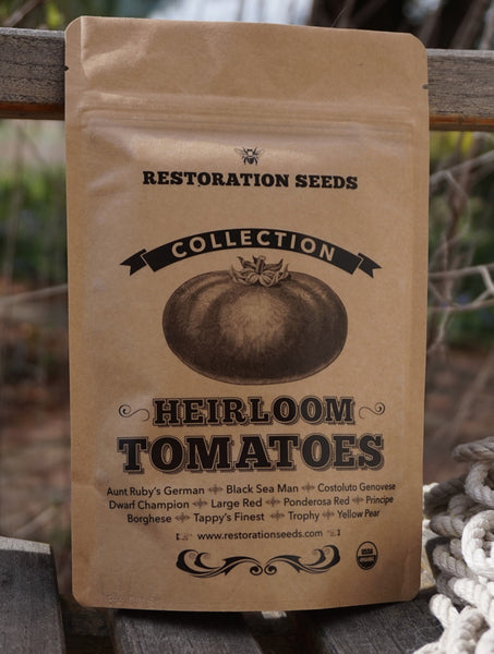 Heirloom Tomatoes collection image##Photo: Charlie Burr##https://www.flickr.com/photos/128745158@N06/