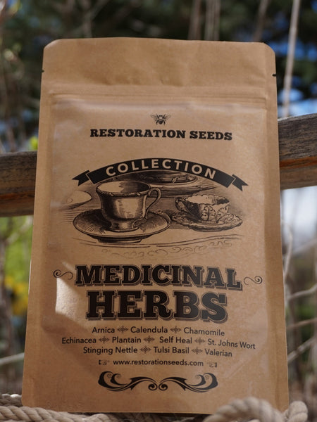 Medicinal Herb collection image##Photo: Charlie Burr##https://www.flickr.com/photos/128745158@N06/