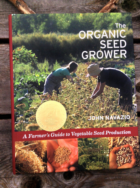 The Organic Seed Grower book image####