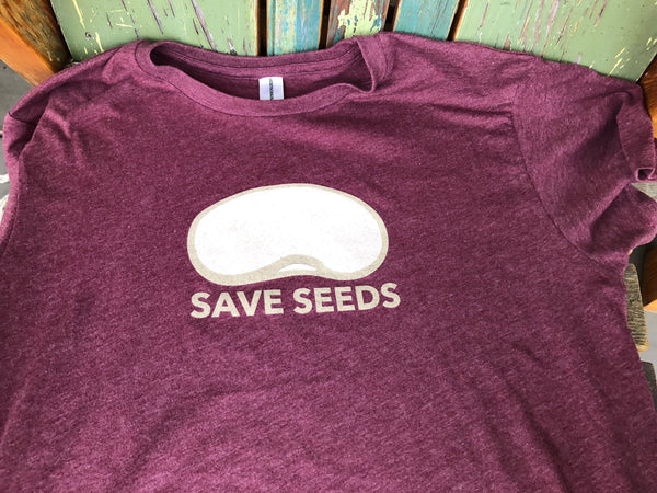 Save Seeds Tee men image##Photo: Chuck Burr##