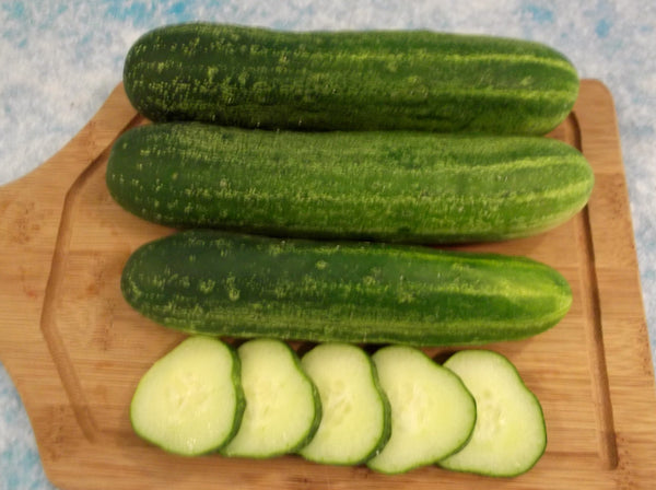 Straight Eight cucumber image####