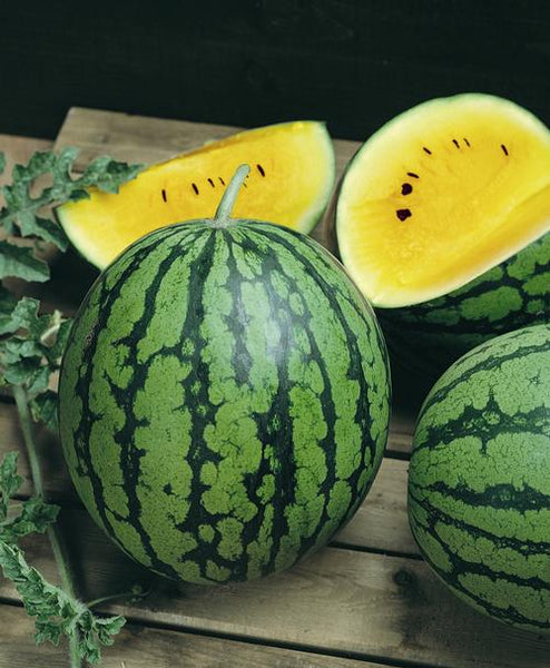 Petite Yellow Organic watermelon image####