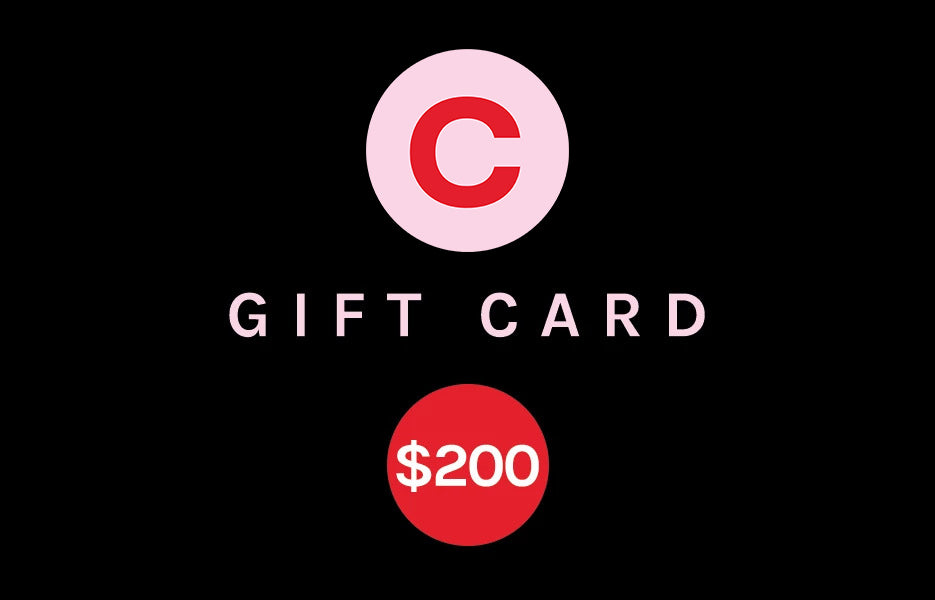 Circles of Hair Gift Card