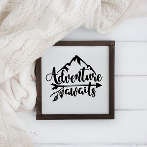 """Adventure Awaits"""