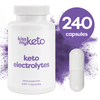 Keto Electrolytes Capsules - 240 Count
