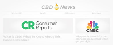 CBD - In The News