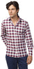 Chuck Chambray Buffalo Check Long Sleeve Shirt