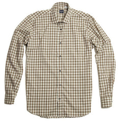 Culturata Dodge Check Long Sleeve SHirt