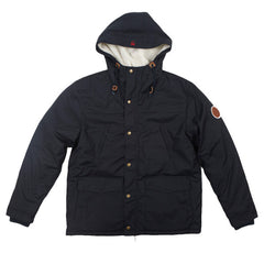 Knowledge Cotton Apparel Hooded jacket