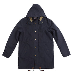 Knowledge Cotton Apparel Parka Jacket with Inner Jacket