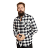 Brushed Flannel Check Shirt