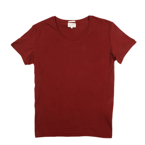 O-neck Tee Red