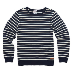 Knowledge Cotton Apparel Striped Long Sleeve Shirt