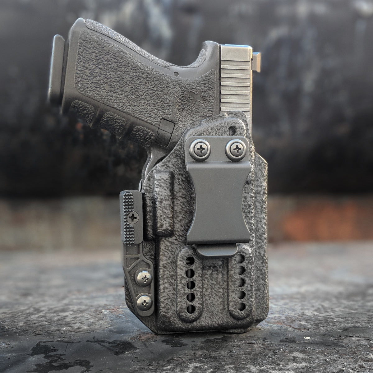 BSD HOLSTERS: Comfort and Quality for Everyday Concealment