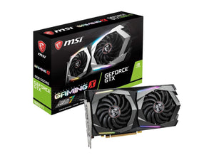 MSI GeForceGTX 1660 TI GAMING X 6G