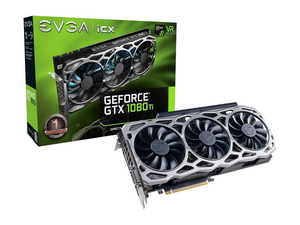 USED - EVGA GeForce GTX 1080 Ti FTW3 GAMING