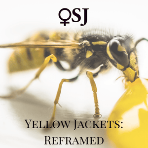 Yellow Jackets: Reframed - Original Sin Jewelry
