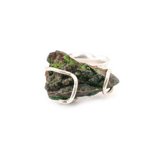 Hello Earthlings! Ring by OSJ