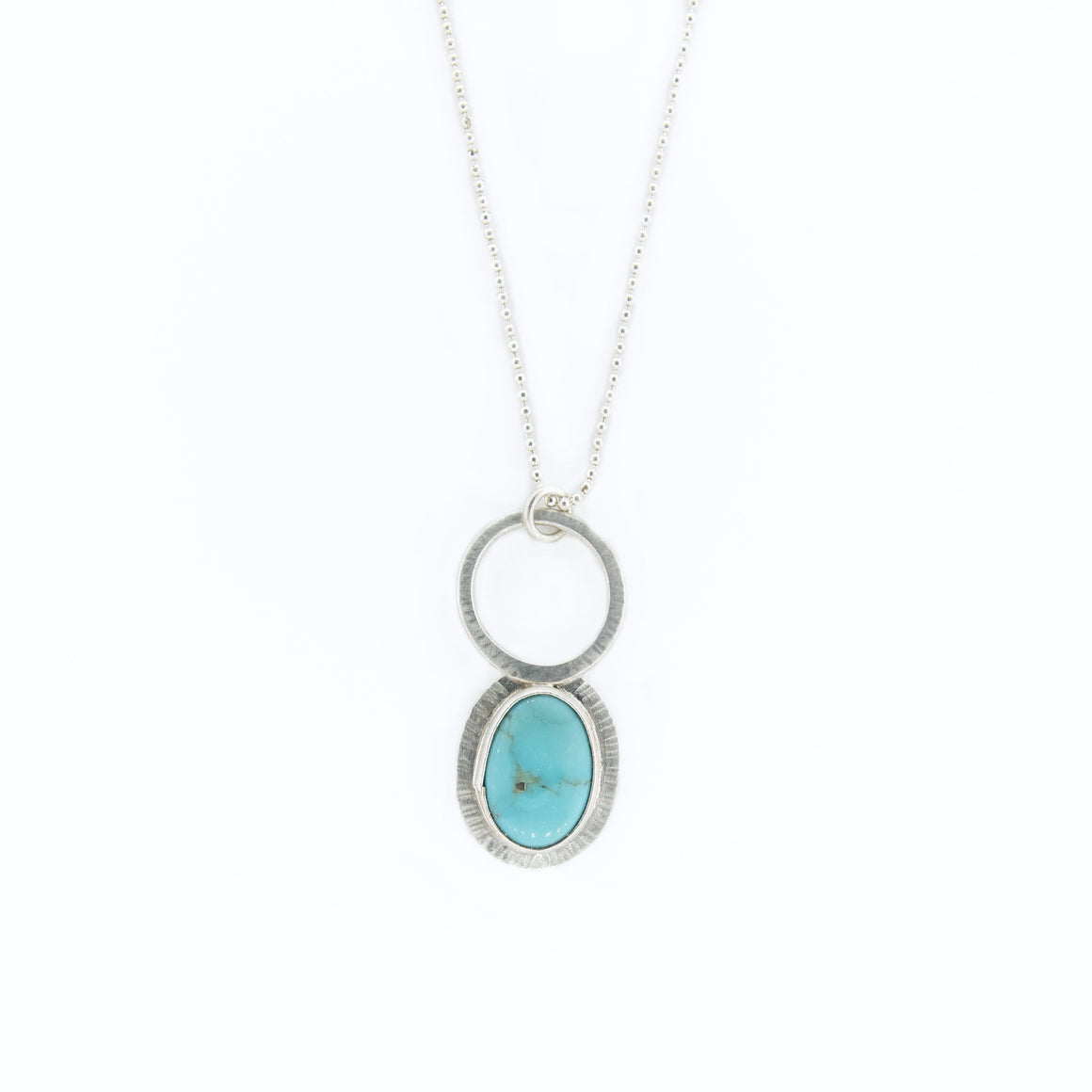 Belle - Focus Turquoise Necklace