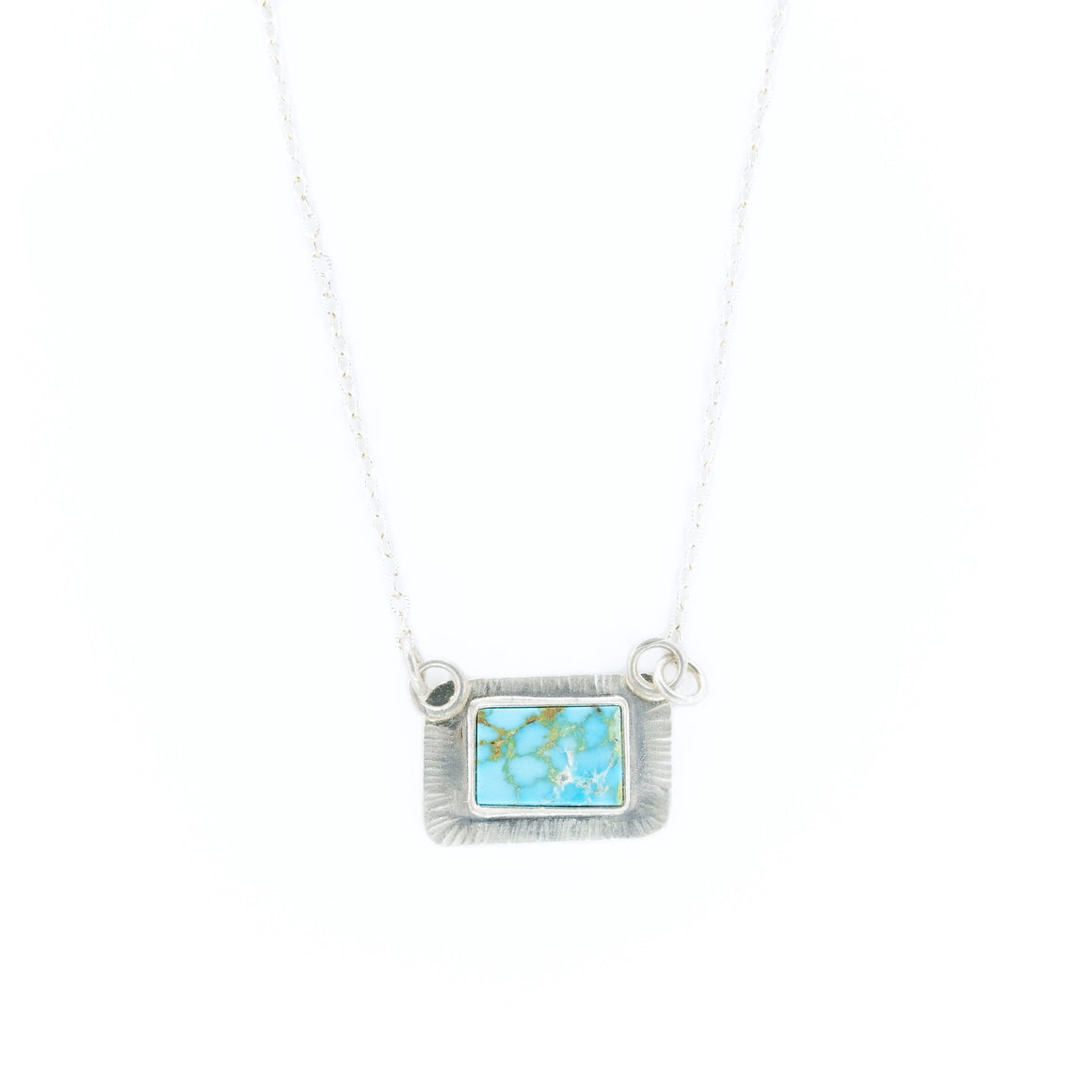 Bonnie - Balance Turquoise Necklace
