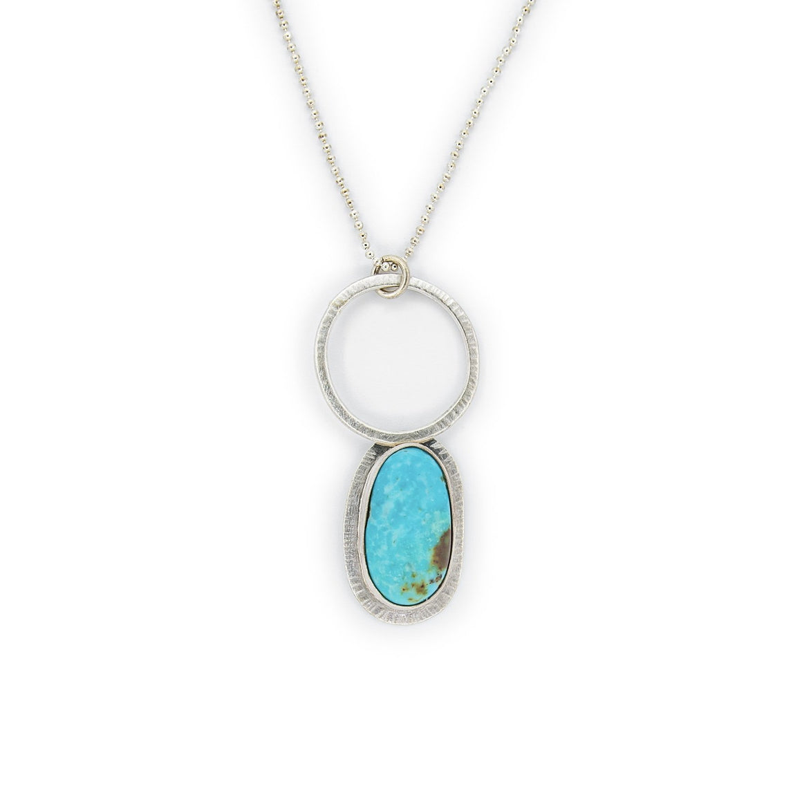 Royston Turquoise Necklace by Original Sin Jewelry
