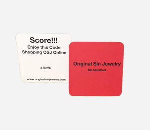 Original Sin Jewelry Gift Card