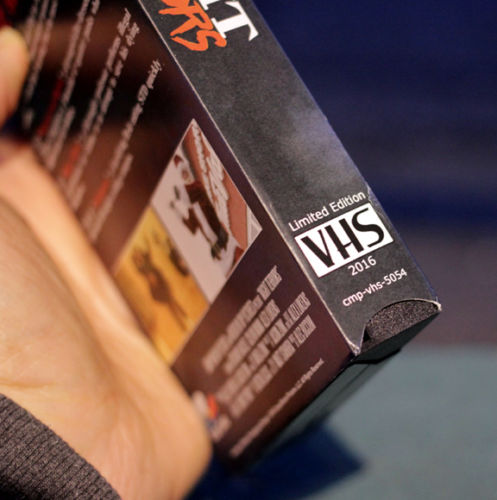 VHS Limited Editions