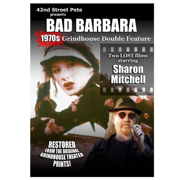 Bad Barbara 2-Film Collection Presented by 42nd Street Pete (DVD)