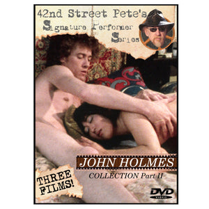 Signature Series - John Holmes Collection Vol. 2 (DVD)