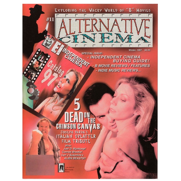 Alternative Cinema Magazine - Issue 11