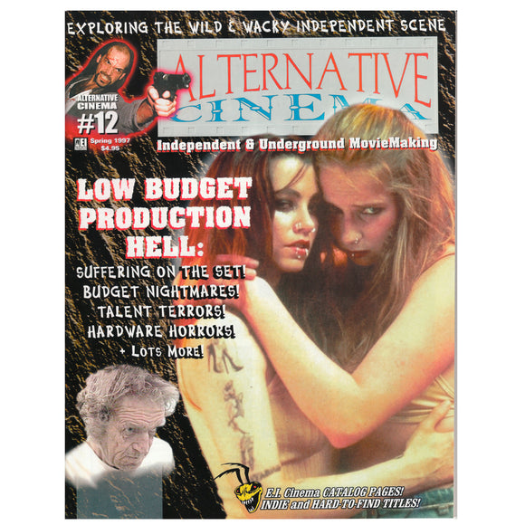 Alternative Cinema Magazine - Issue 12