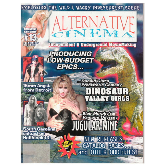 Alternative Cinema Magazine - Issue 13