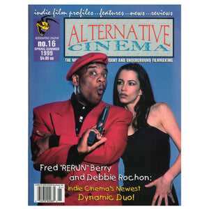 Alternative Cinema Magazine - Issue 16