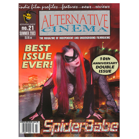 Alternative Cinema Magazine - Issue 21