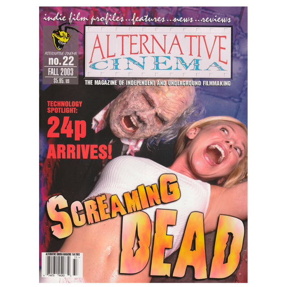 Alternative Cinema Magazine - Issue 22