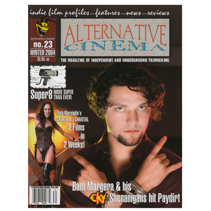 Alternative Cinema Magazine - Issue 23