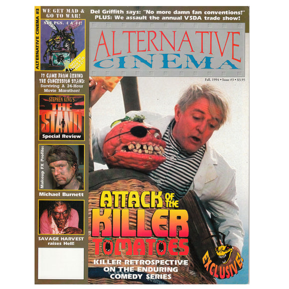 Alternative Cinema Magazine - Issue 3