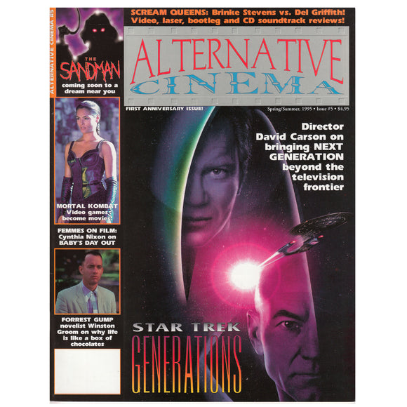 Alternative Cinema Magazine - Issue 5