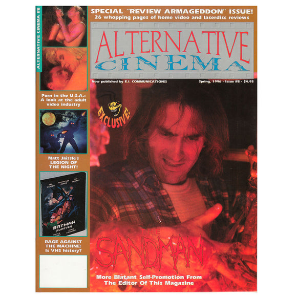 Alternative Cinema Magazine - Issue 8