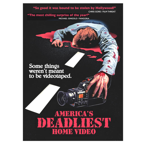 America's Deadliest Home Video (DVD)