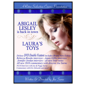 Abigail Lesley is Back in Town / Laura's Toys Double Feature (2-DVD)