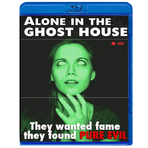 Alone in the Ghost House (Blu-Ray)