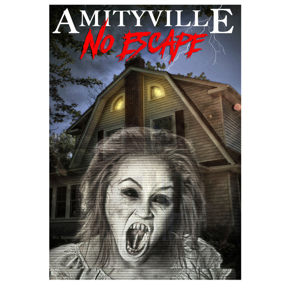 Amityville No Escape (DVD)