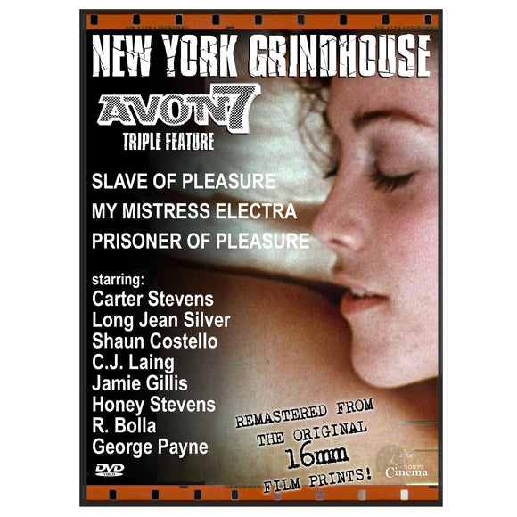 The Avon Theatre - Slave of Pleasure Collection (DVD)