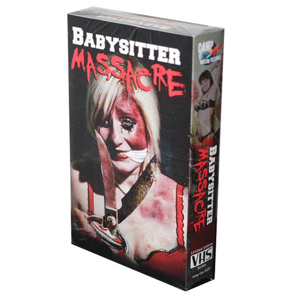 Babysitter Massacre (Limited Edition VHS)